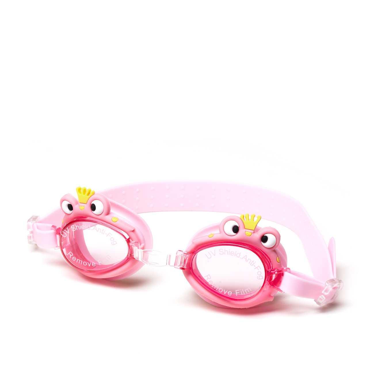 Swimming Goggles Pink imagine