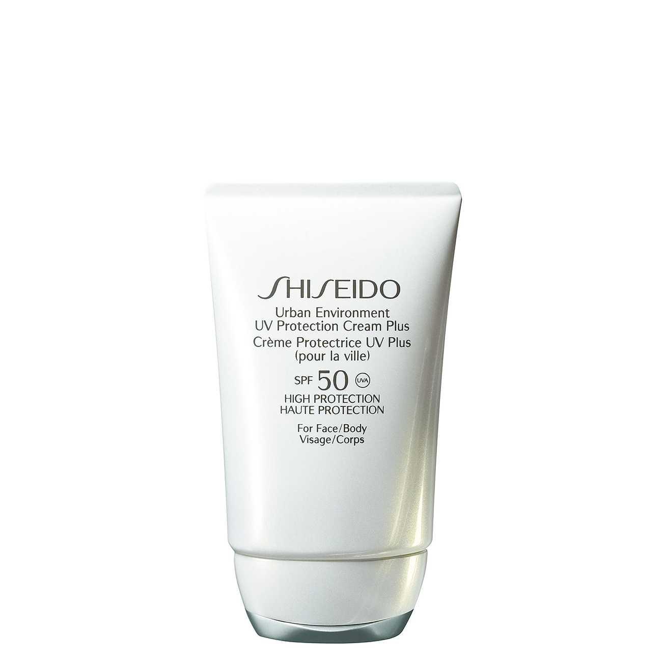 Urban Environment Uv Protection Cream Plus 50 Ml Shiseido imagine 2021 bestvalue.eu