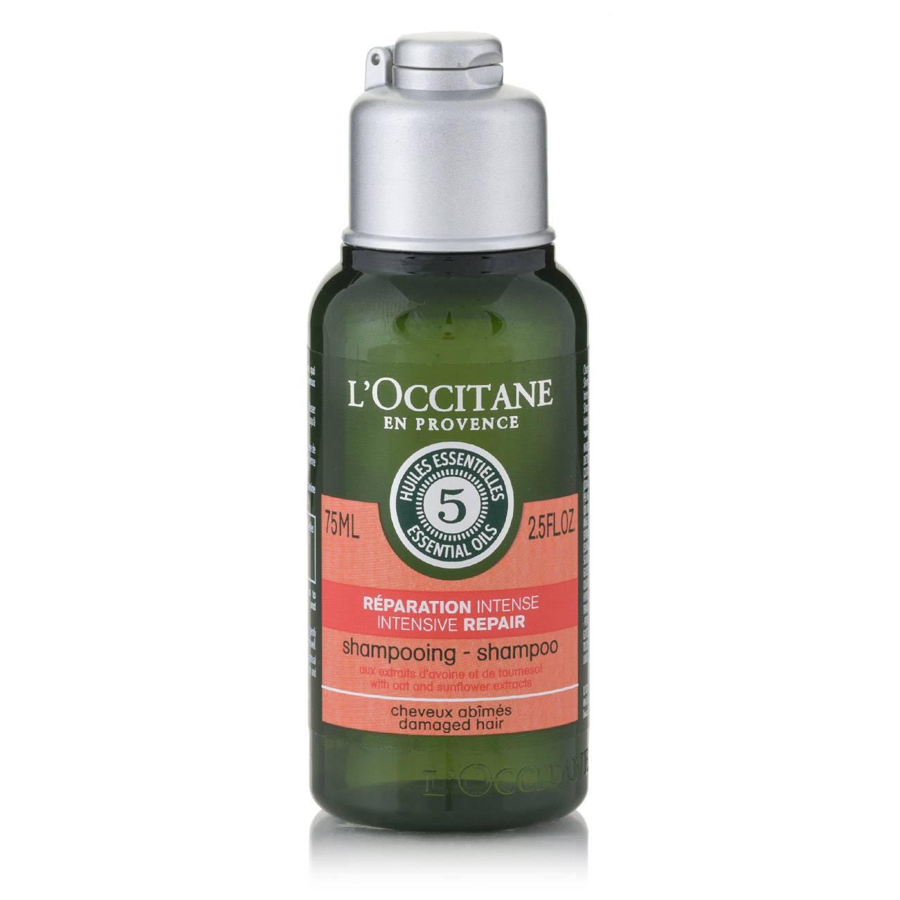 Aromachology Repair Shampoo 75ml L'occitane imagine 2021 bestvalue.eu