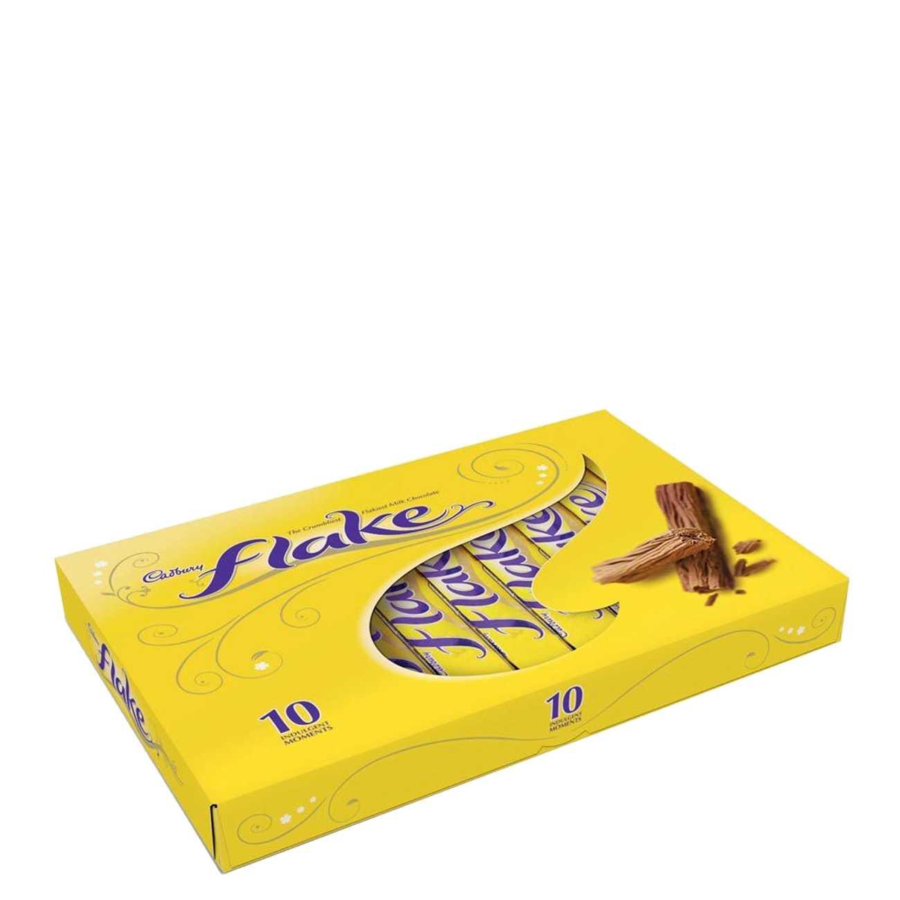 FLAKE MILK CHOCOLATE 256 G