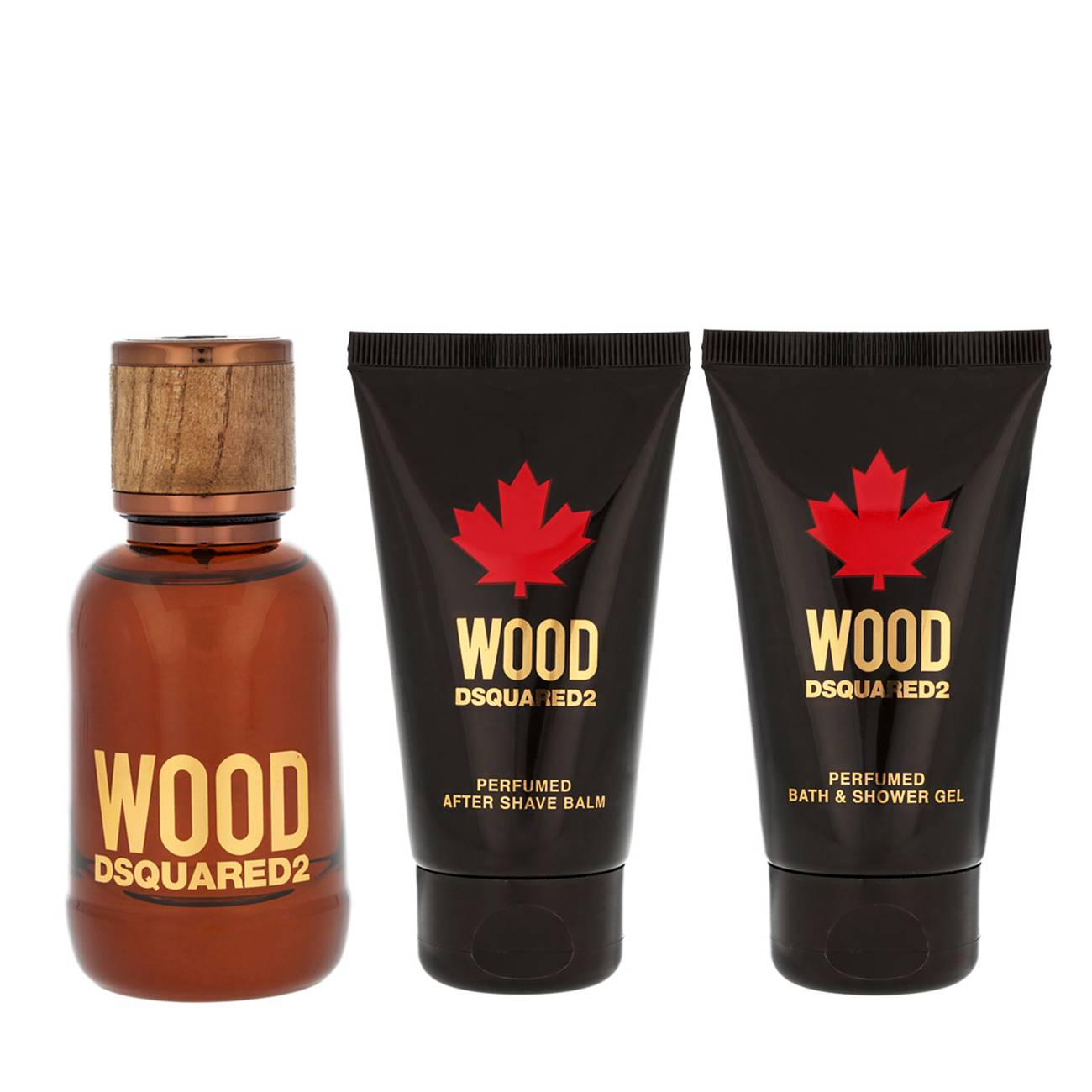 WOOD POUR HOMME SET 150ml imagine produs