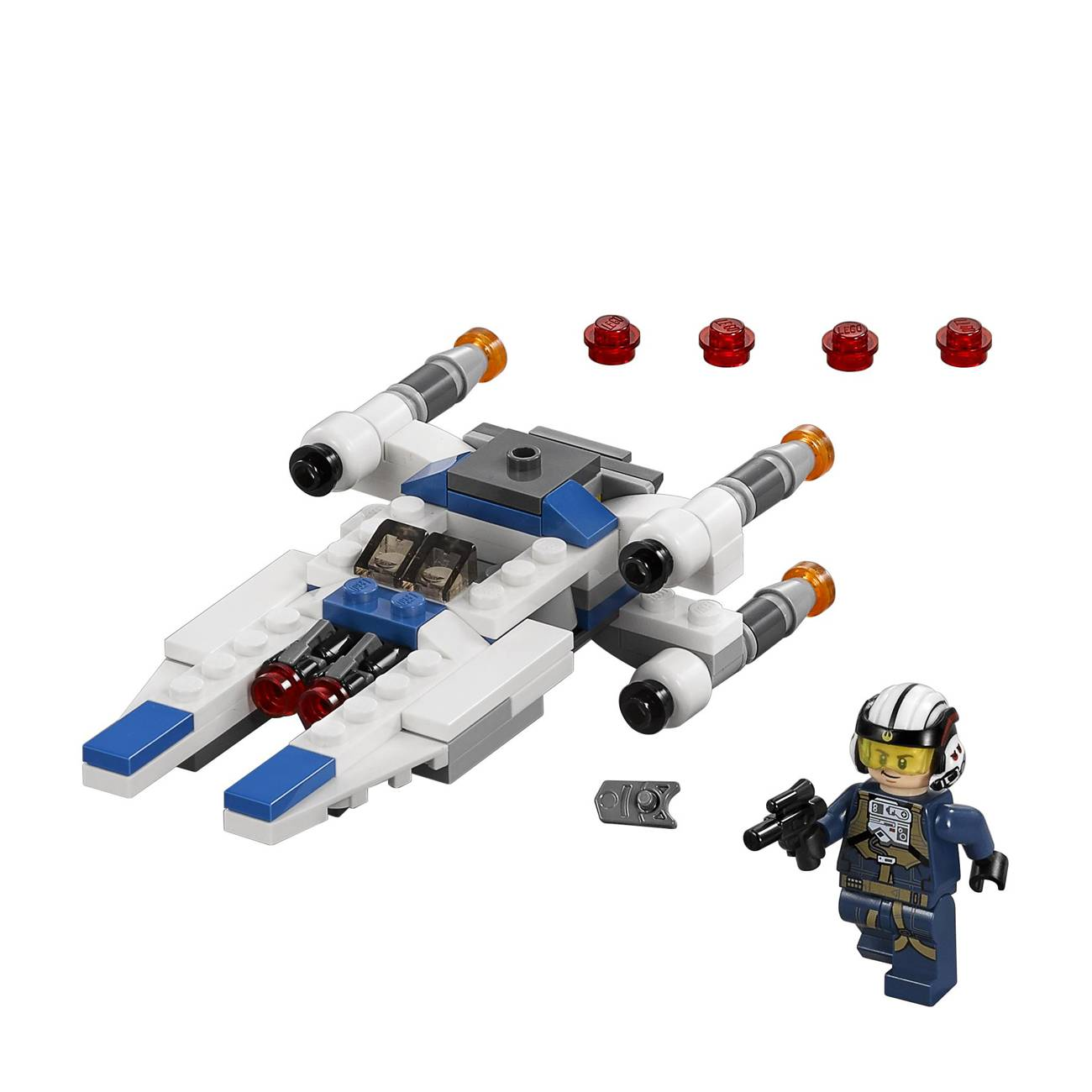 STAR WARS U-WING MICROFIGHTER