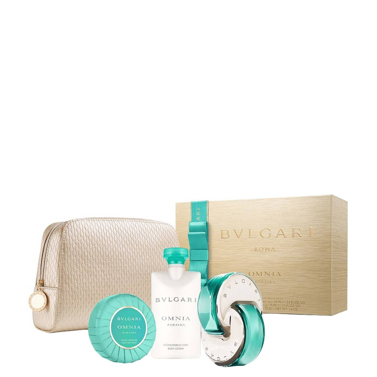 OMNIA PARAIBA XMAS SET 215 ML 215ml imagine produs