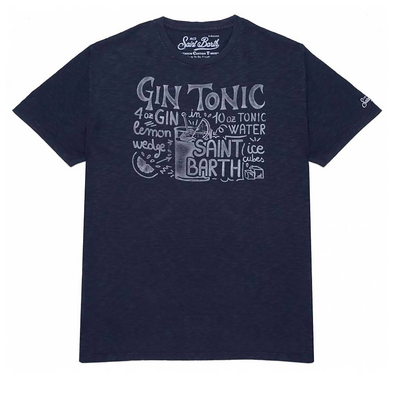 Skylar T-shirt Gin Ingredients Xl