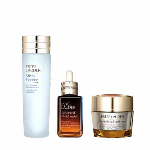 Estee Lauder ADVANCED NIGHT REPAIR SET Ingrijirea pielii