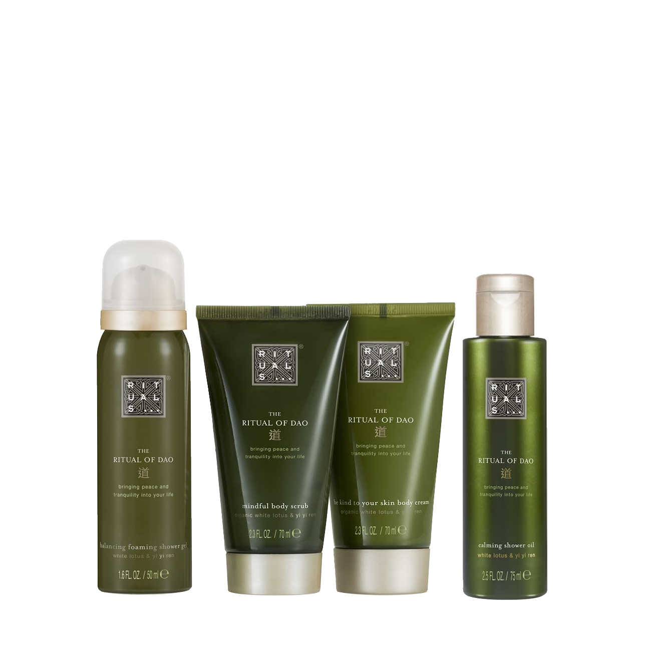 The Ritual Of Dao Set 265ml Rituals imagine 2021 bestvalue.eu