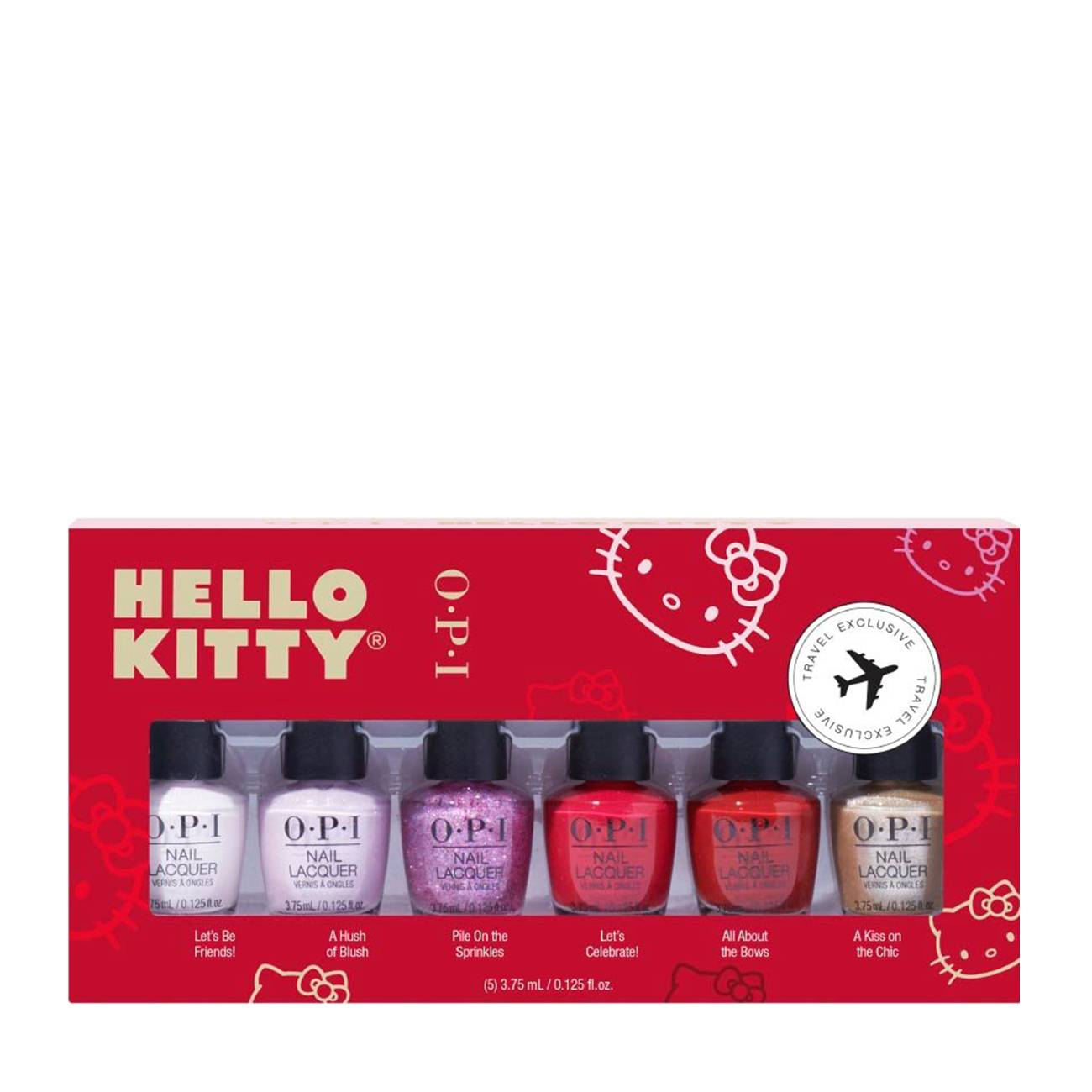HELLO KITTY SET 22ml imagine produs