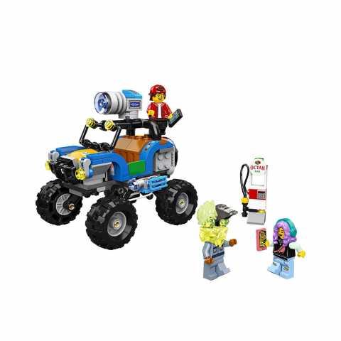 Lego HIDDEN SIDE JACK'S BEACH BUGGY Jucarii