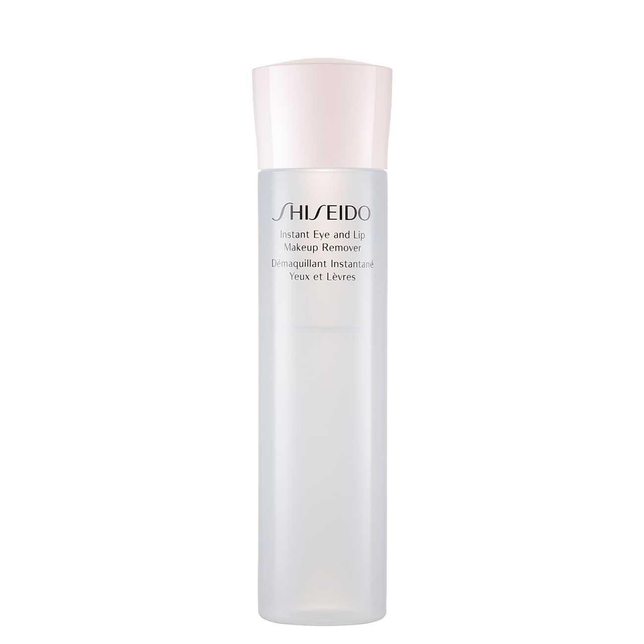 Instant Eye And Lip Makeup Remover 125 Ml Shiseido imagine 2021 bestvalue.eu