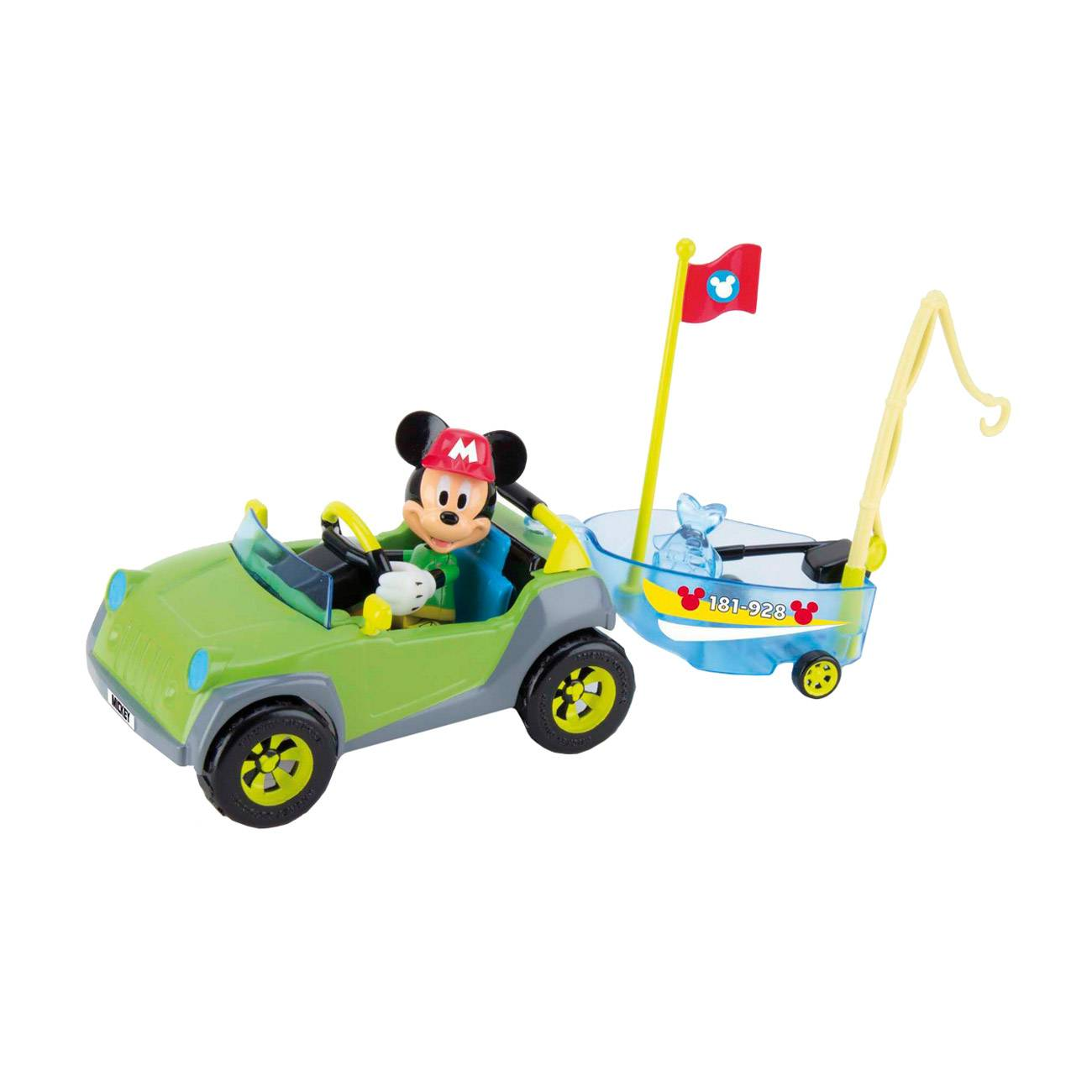 MICKEY MOUSE OFF ROAD