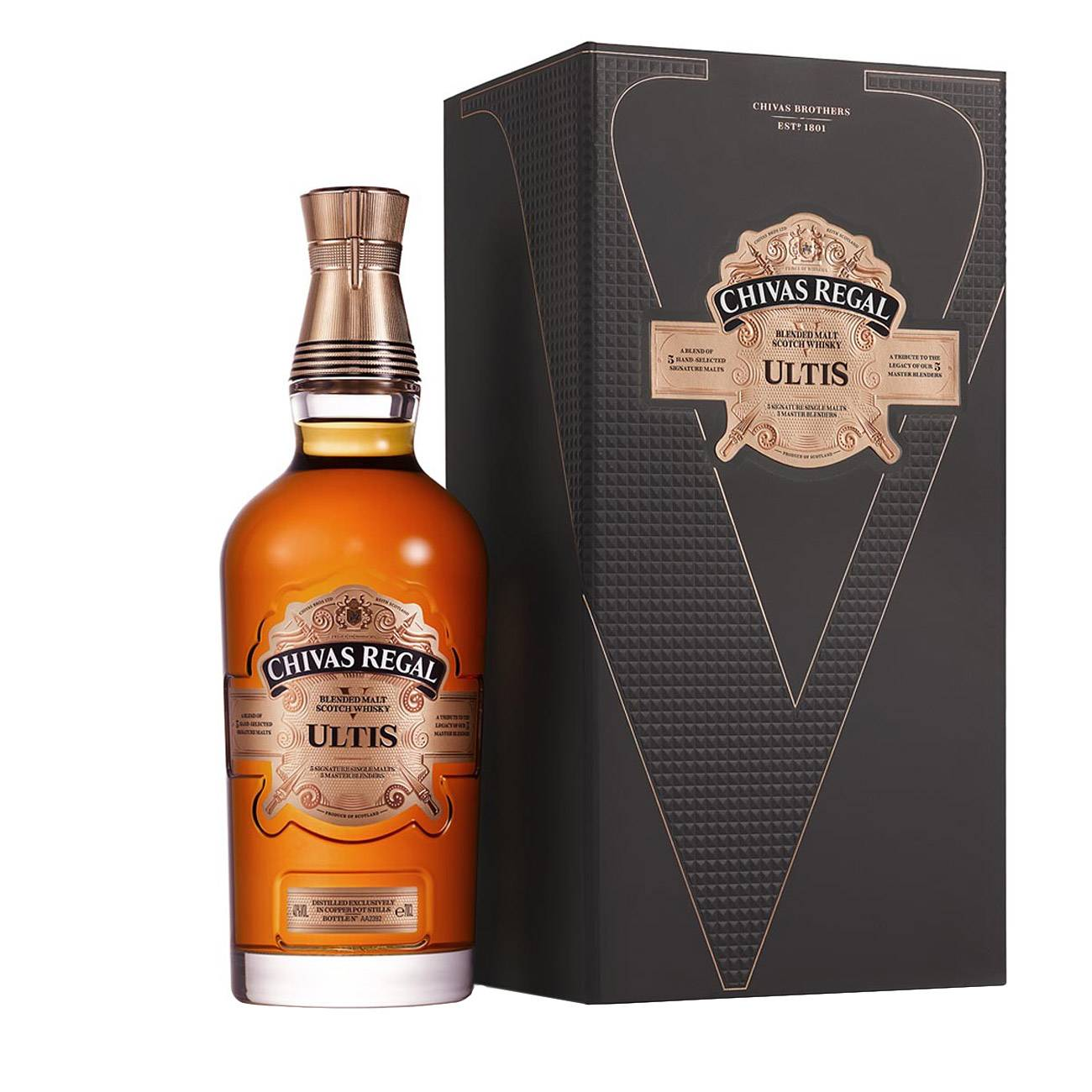 Whisky scotian, ULTIS 700 Ml, Chivas Regal