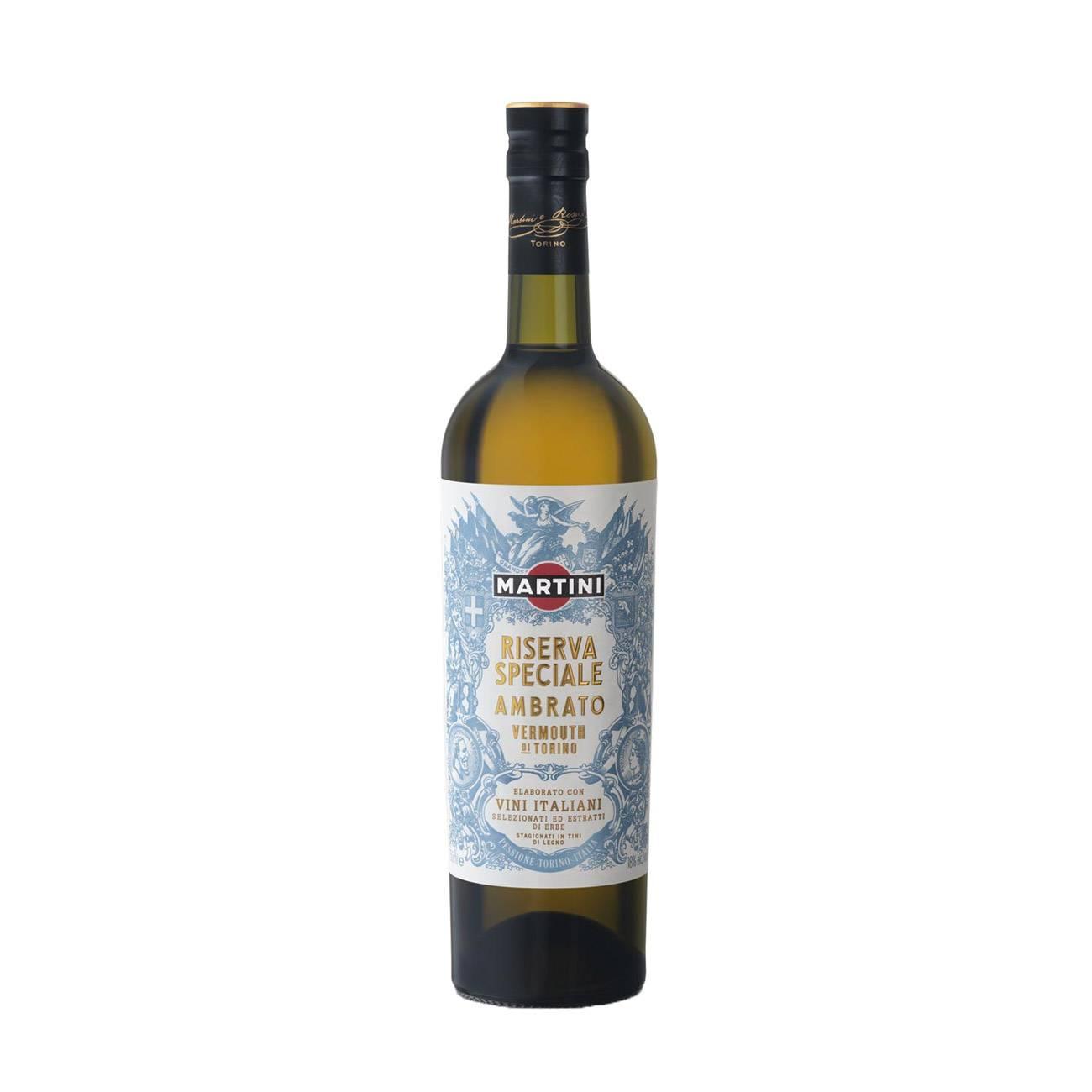 Riserva Speciale Ambrato 750 Ml de la Martini