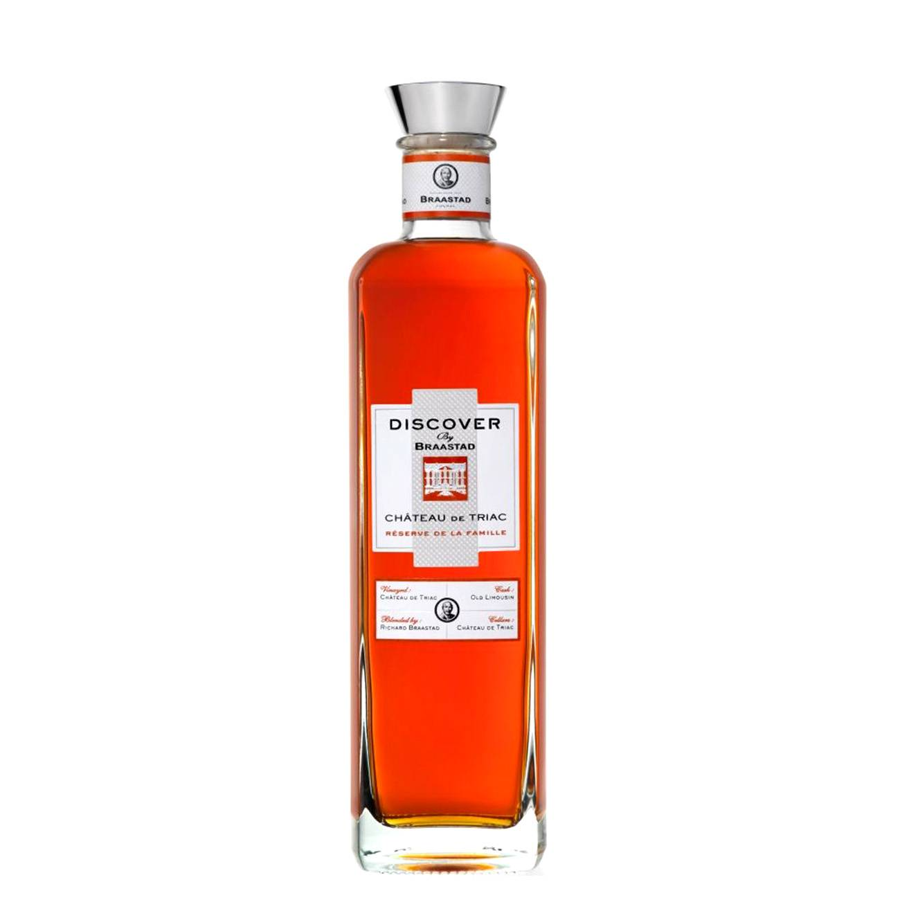 Coniac XO, CHATEAU DE TRIAC COGNAC 700 ML, Braastad
