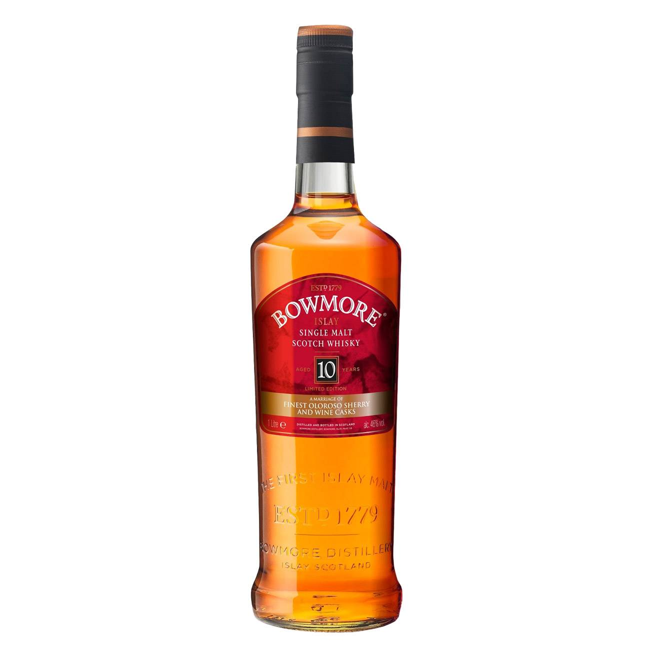 Whisky scotian, DEVIL 1000 ML, Bowmore