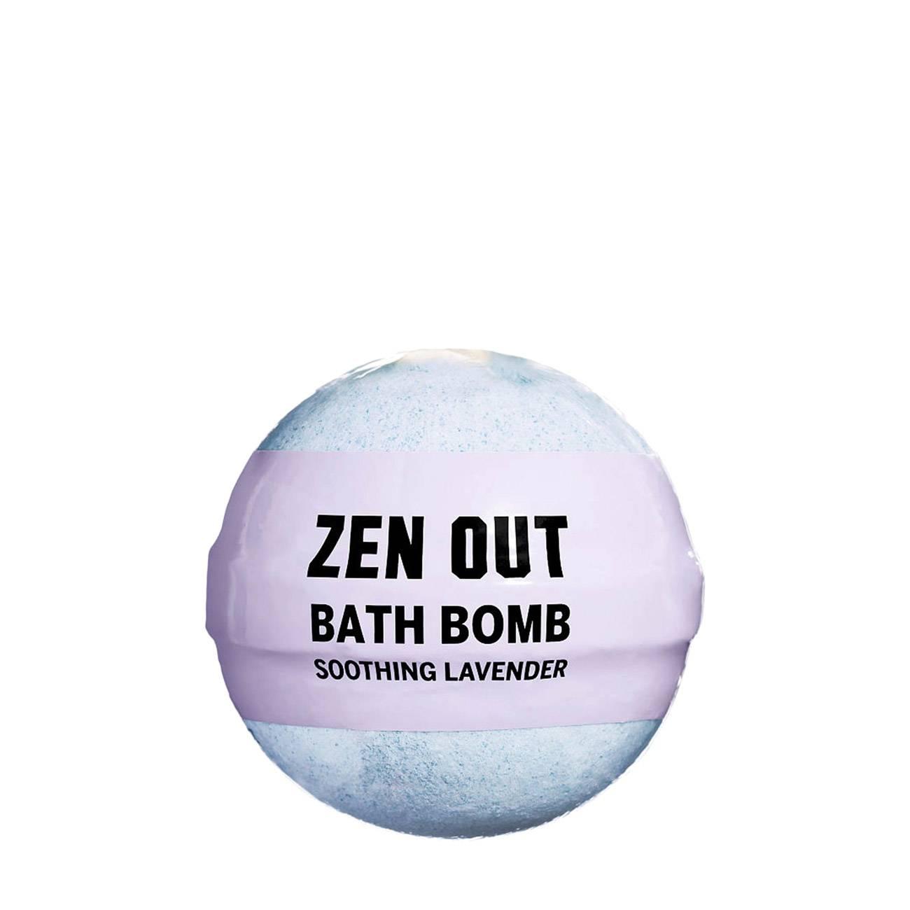 PINK ZEN OUT BATH BOMB 130gr imagine produs