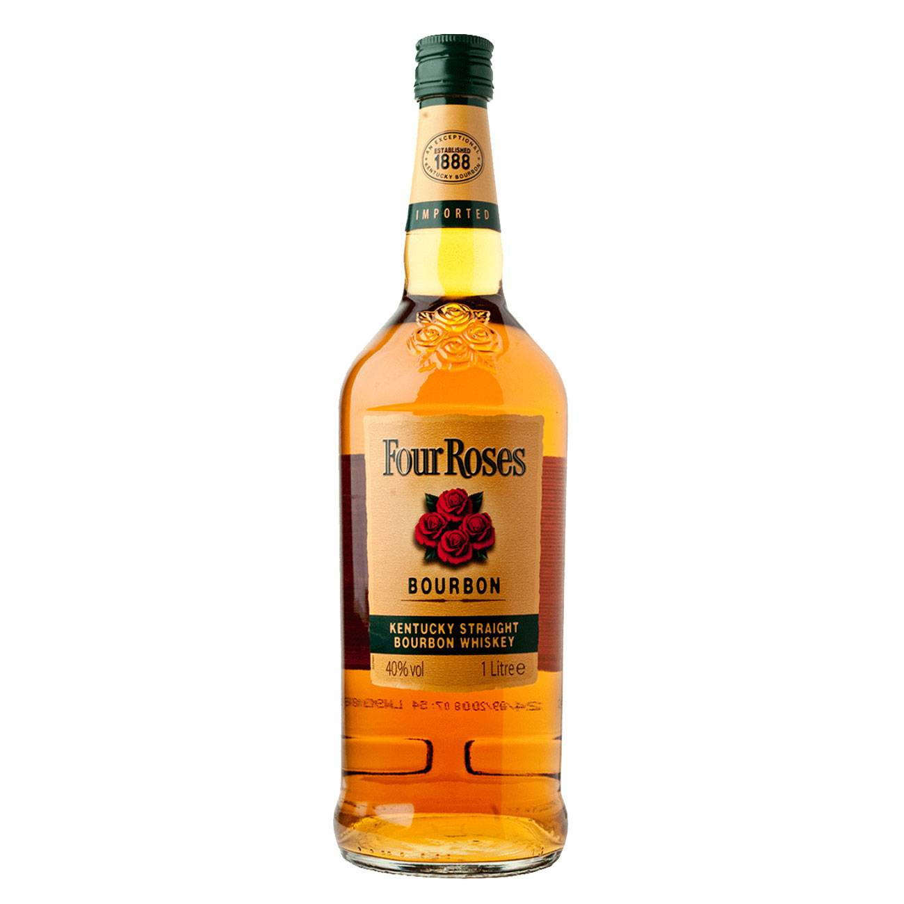 Whiskey american, BOURBON 1000 ML, Four Roses