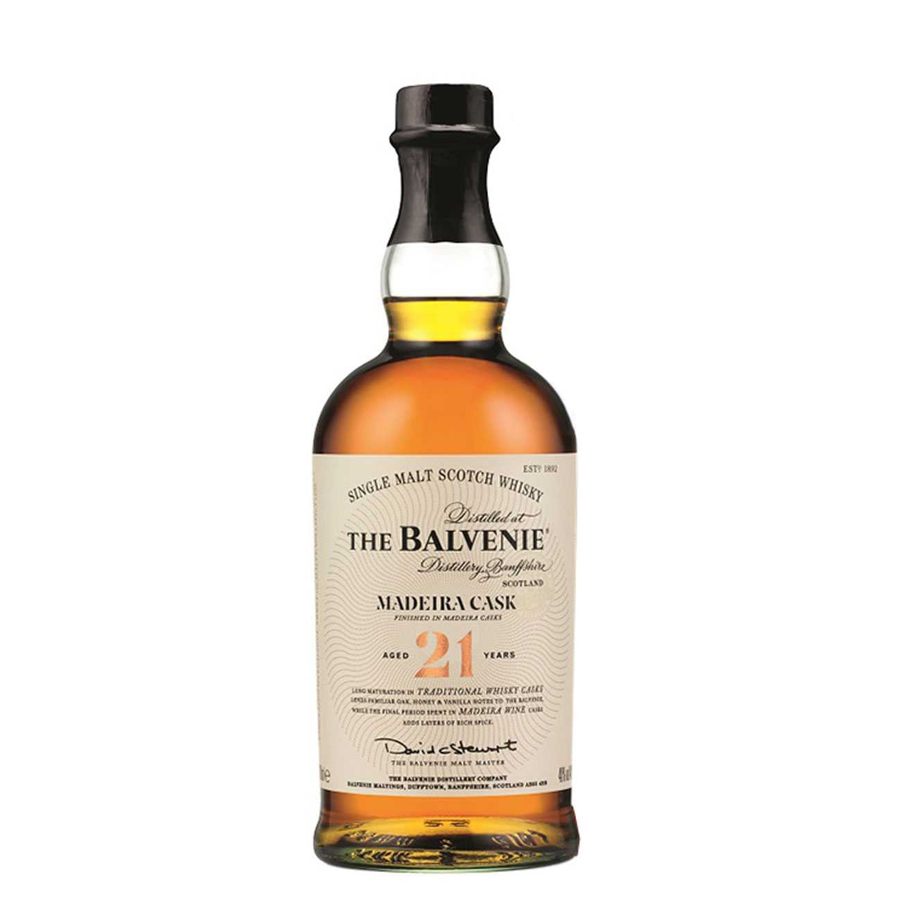 Whisky scotian, MADEIRA CASK 21YEARS 700 ML, The Balvenie