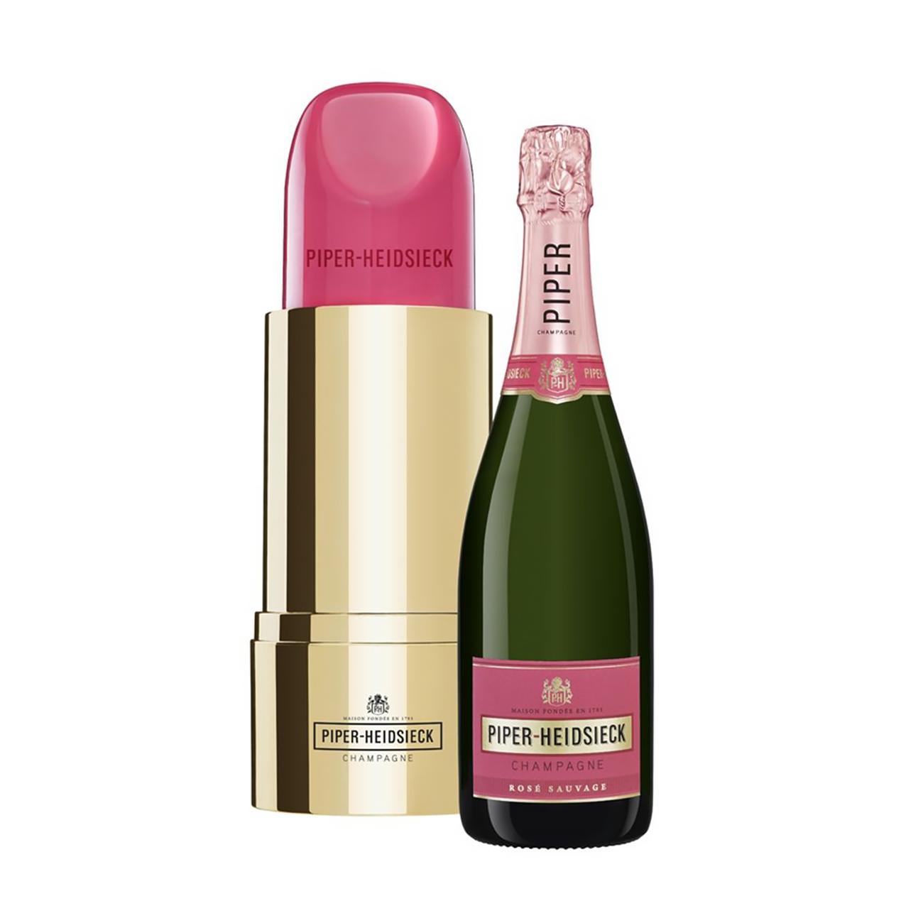 Rosé Sauvage 750ml de la Piper-Heidsieck