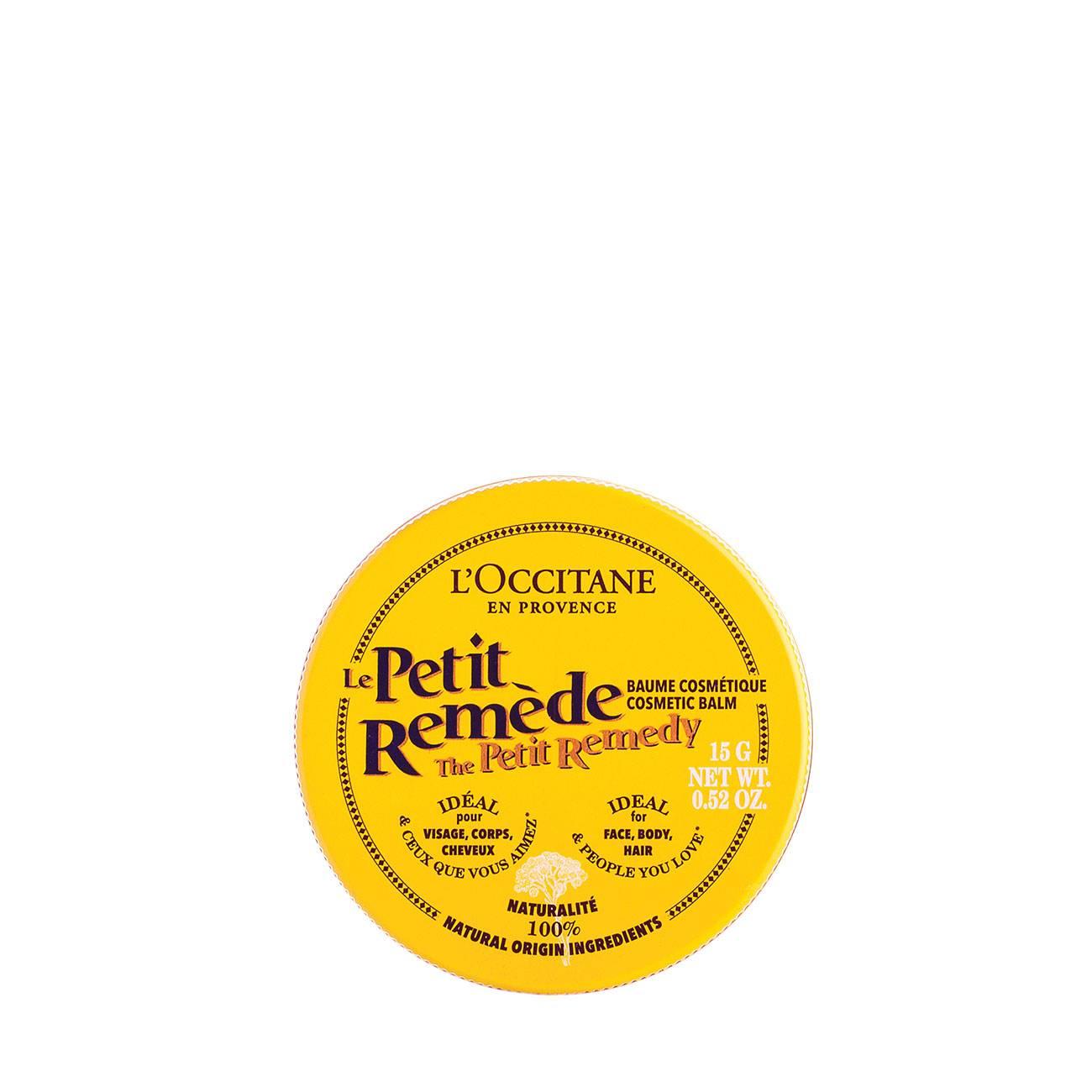 Karite-Shea Butter Petit Remedy Balm 15gr L'occitane imagine 2021 bestvalue.eu