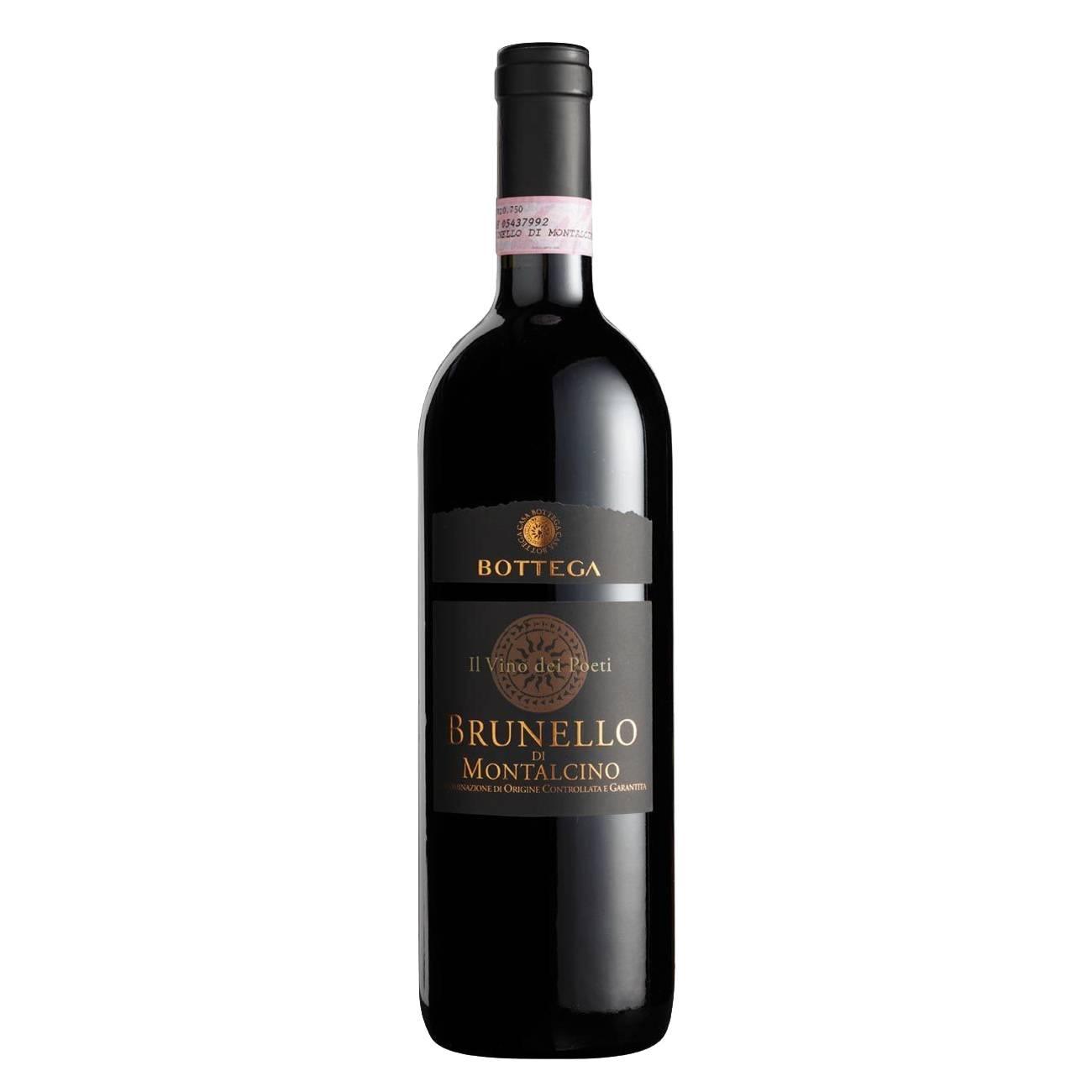 Vinuri, Brunello di Montalcino Vino dei Poeti 750 Ml, Bottega