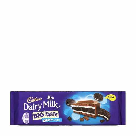 Cadbury DIARY MILK OREO CHOCOLATE BAR Tablete 300 Grame
