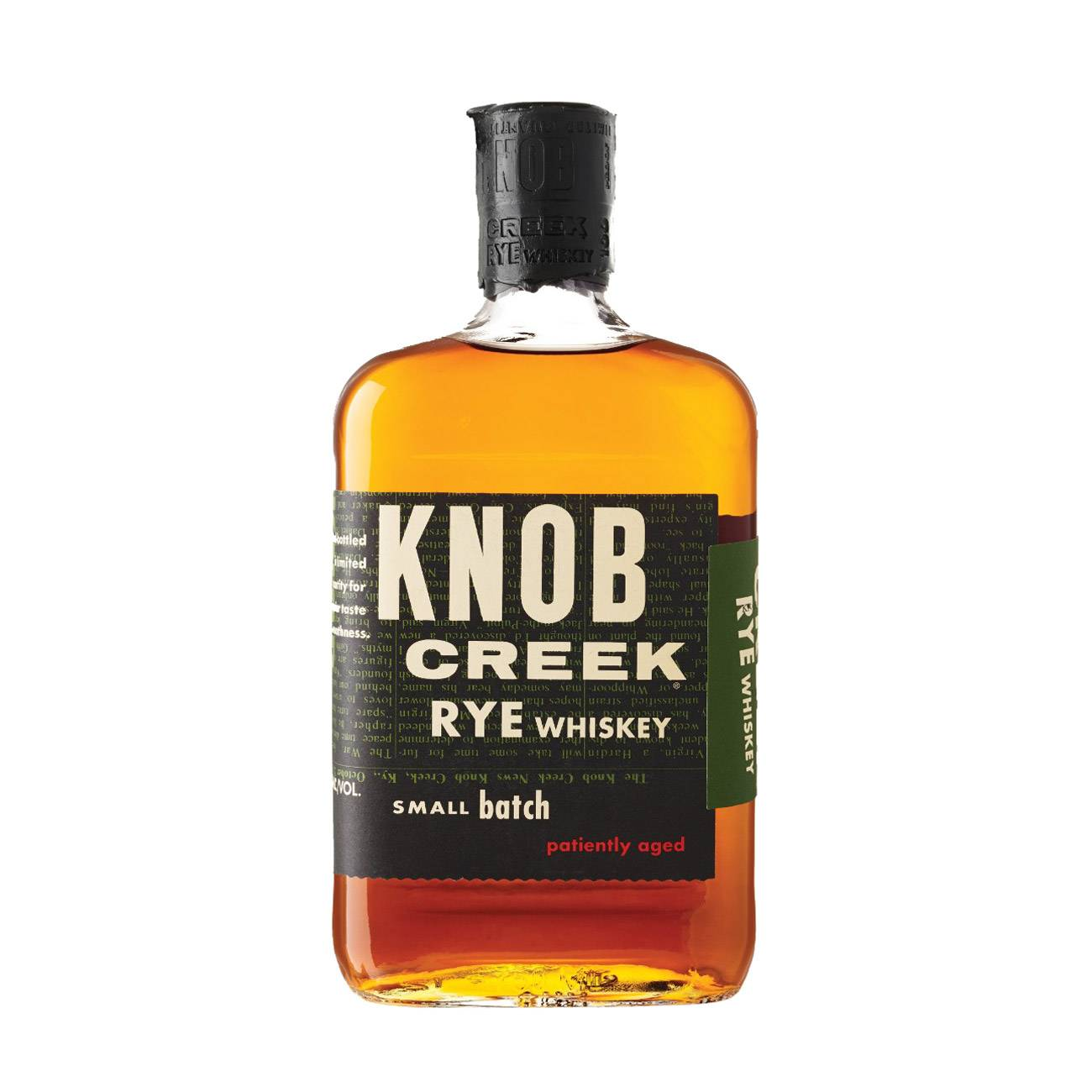 Whiskey american, Creek Bourbon Rye 700 Ml, Knob