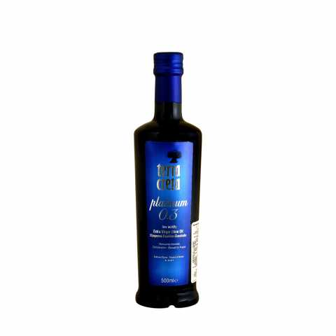 Terra Creta ESTATE EXTRA VIRIGIN OIL 0.3 PLATINUM Ulei 500ml