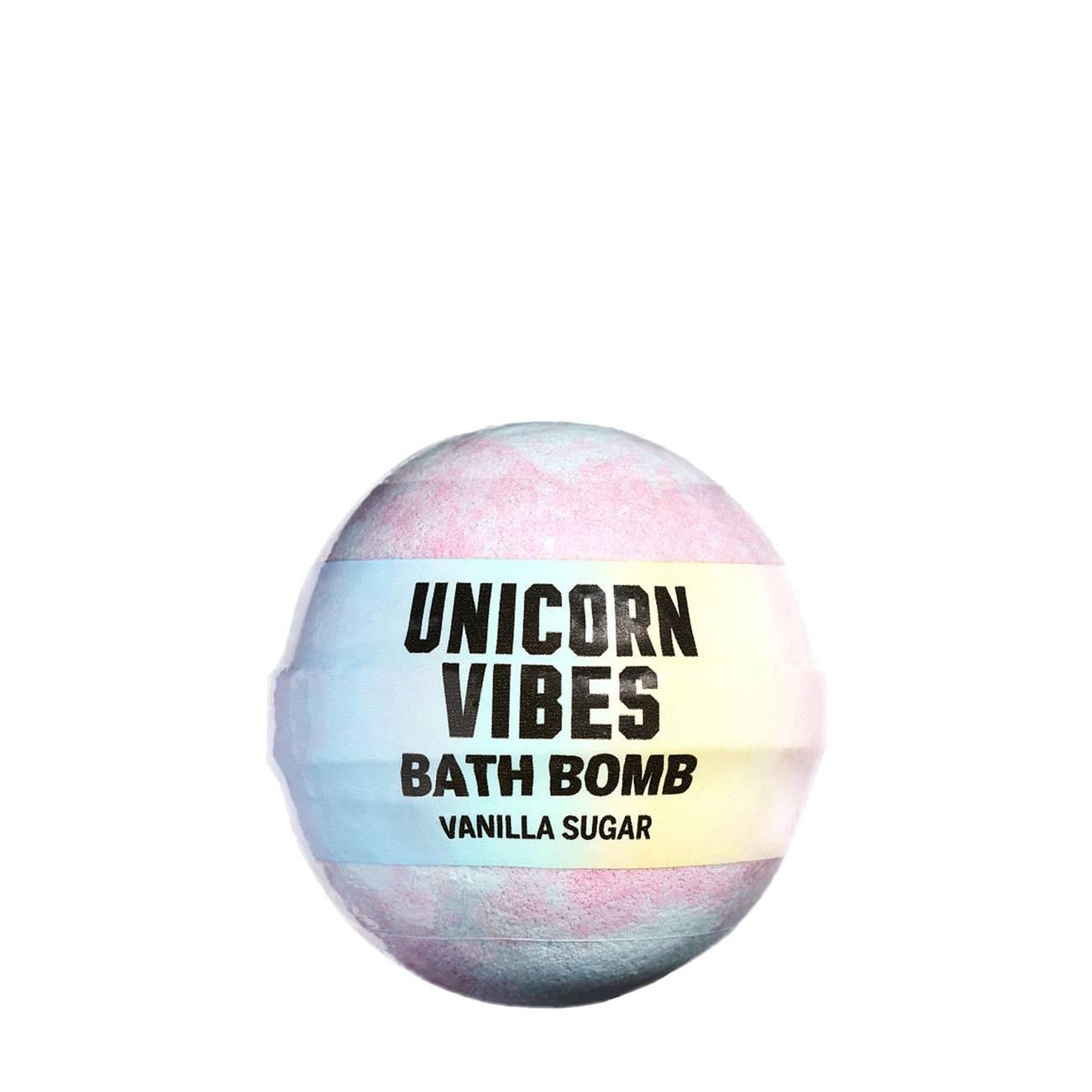 Pink Unicorn Vibes Bath Bomb 130gr Victoria's Secret imagine 2021 bestvalue.eu