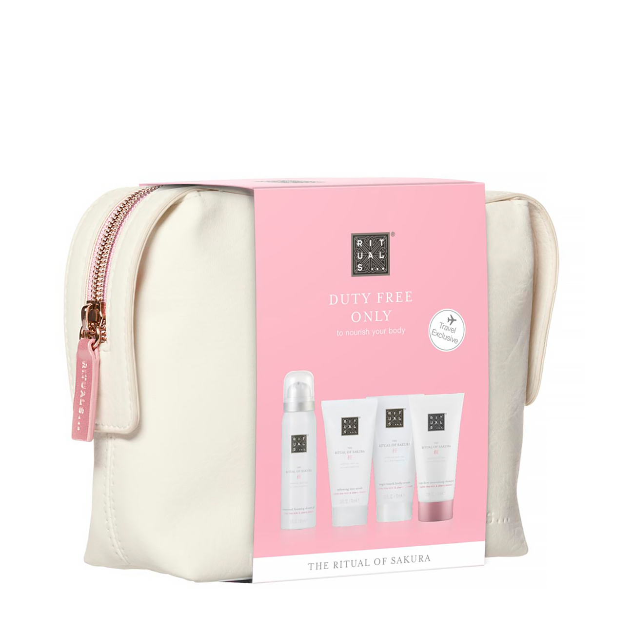 The Ritual Of Sakura Set 260ml Rituals imagine 2021 bestvalue.eu