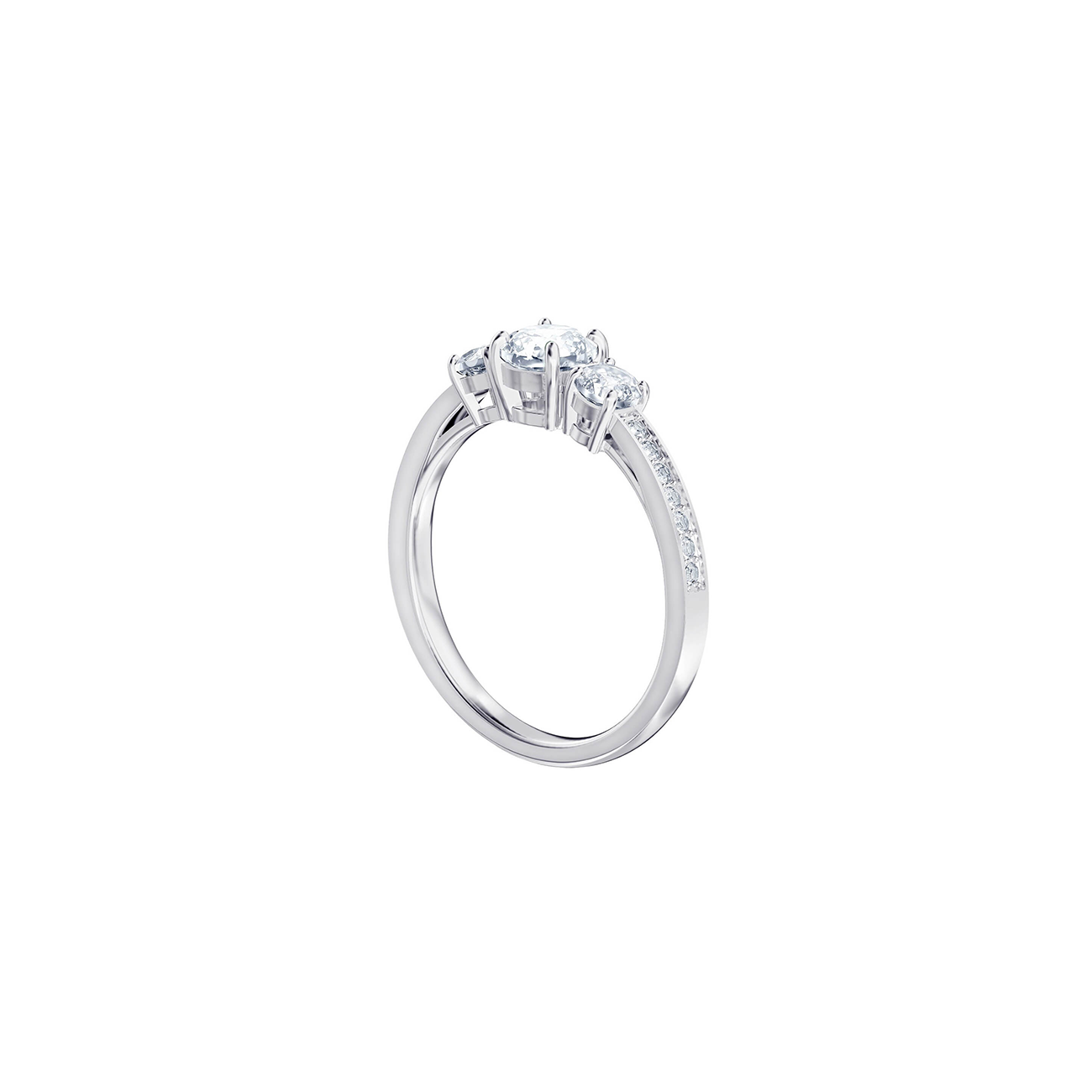 Attract Trilogy Round Ring 5448901