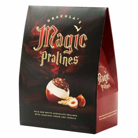 Legendary Dracula DRACULA'S MAGIC PRALINES 100 G Praline