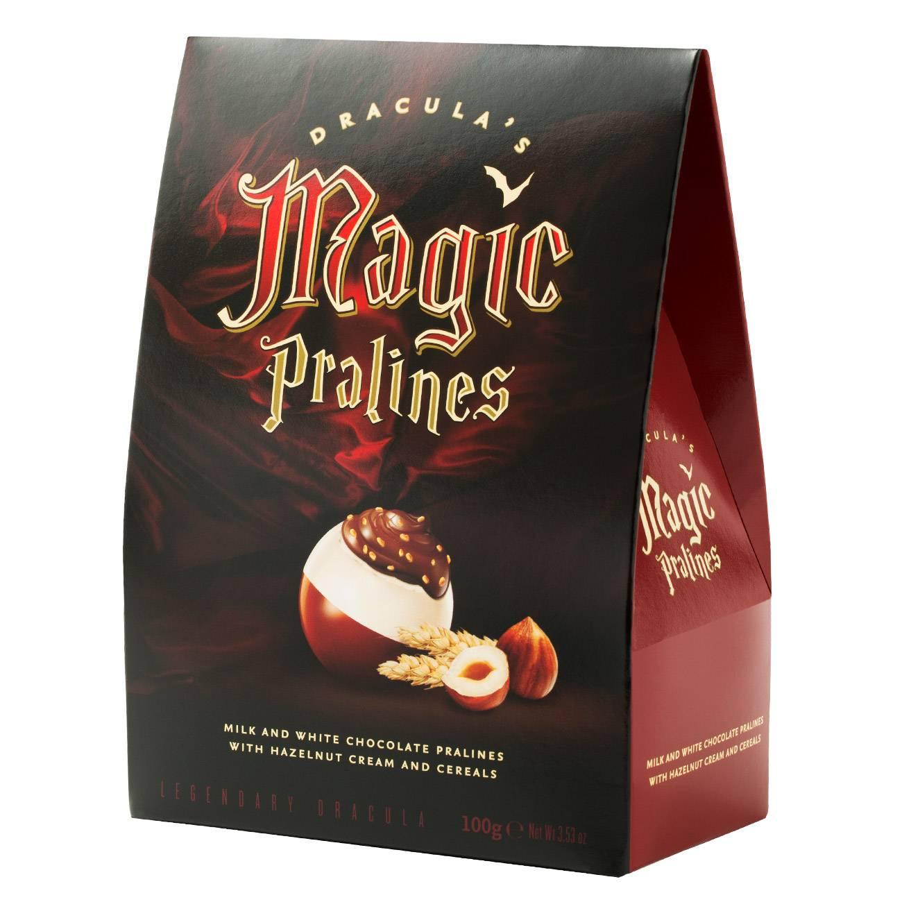 DRACULA'S MAGIC PRALINES 100 G