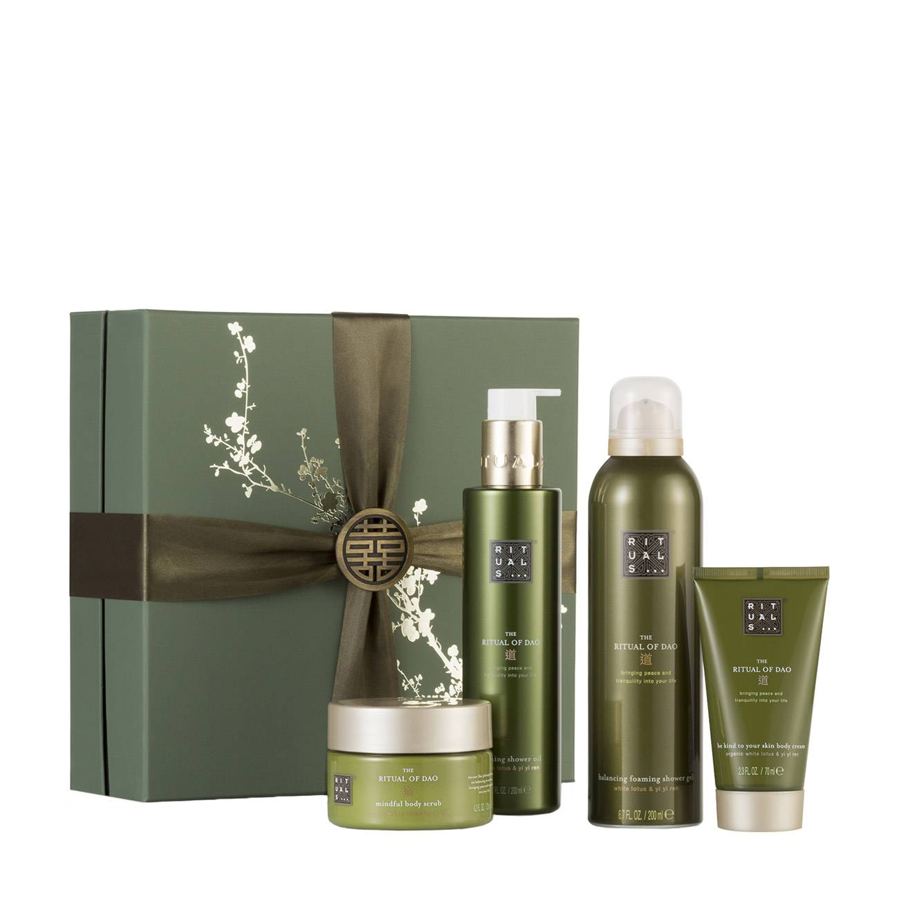 Dao Calming Ritual Set 595 Ml 595 Ml Rituals imagine 2021 bestvalue.eu