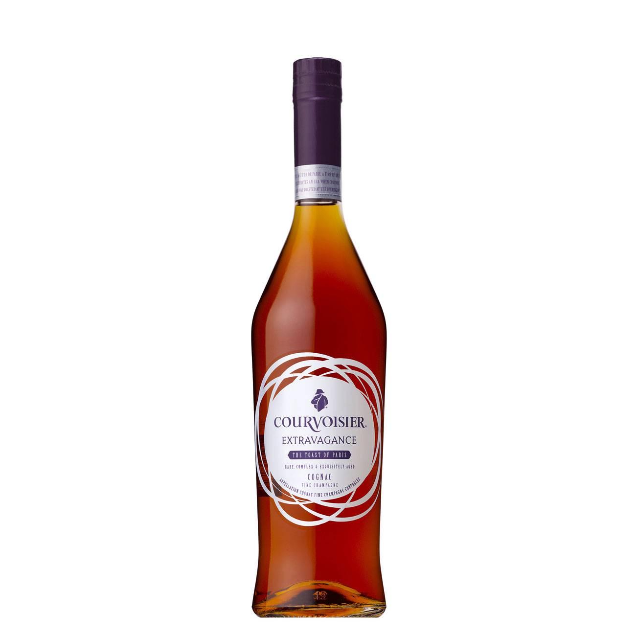 Cognac si brandy, EXTRAVAGANCE TUBE 700 ML, Courvoisier
