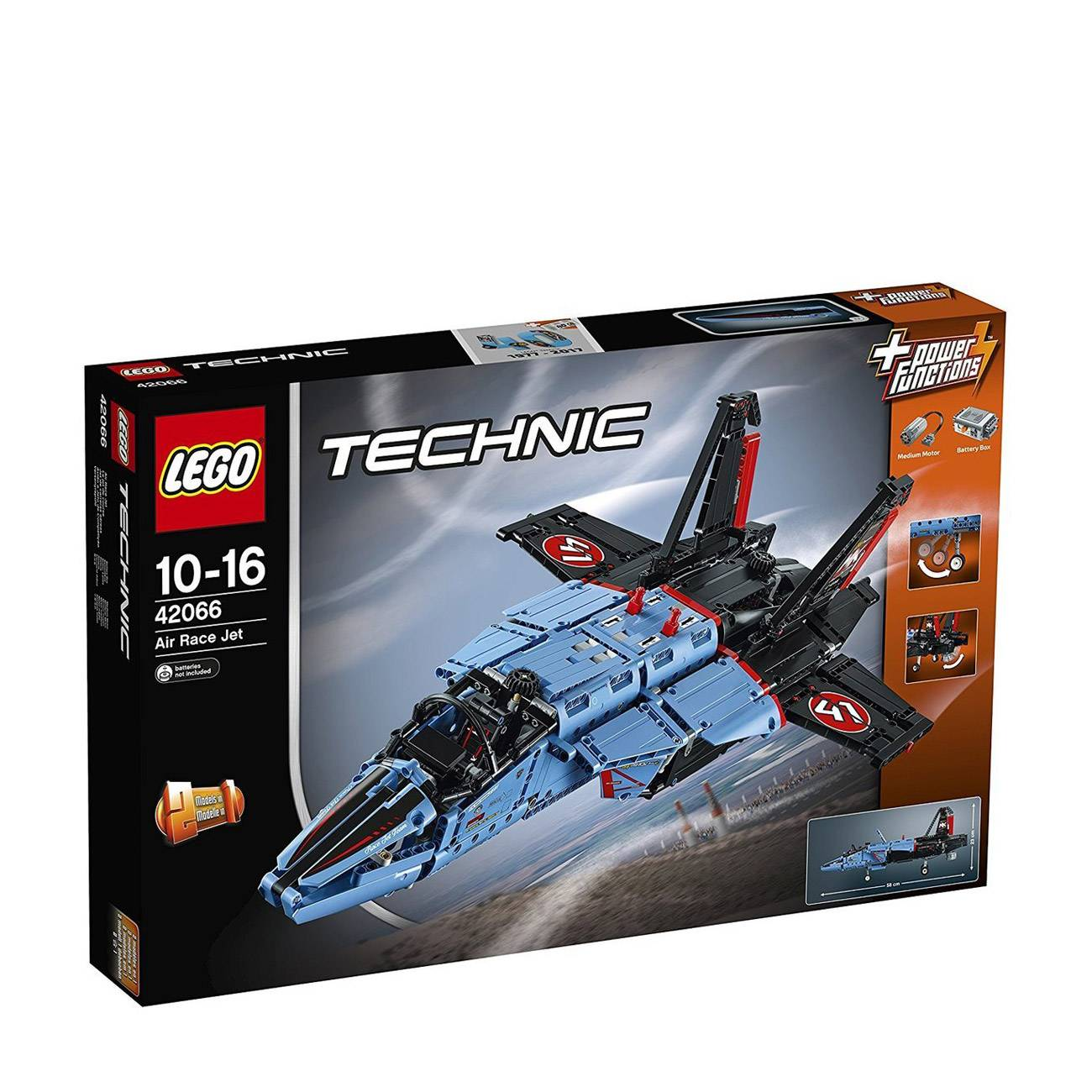 TECHNIC AIR RACE JET