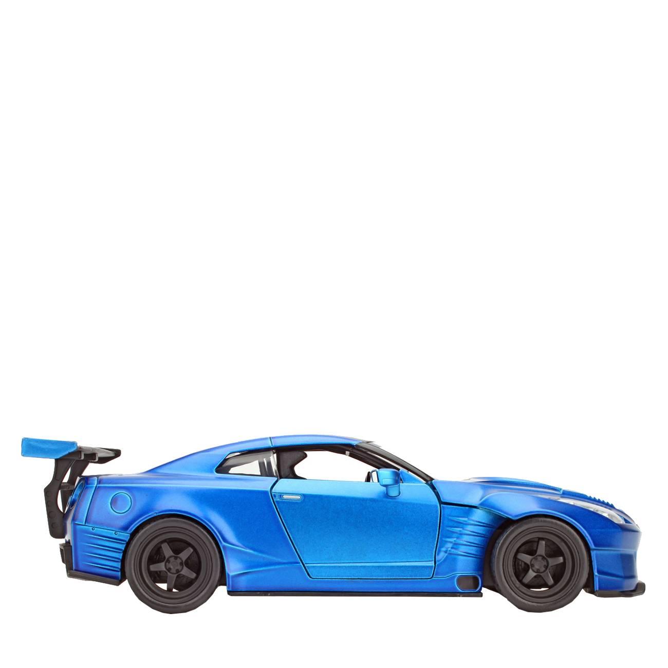 Fast And Furios 2009 Nissan Ben Sopra, Scara 1 La 24