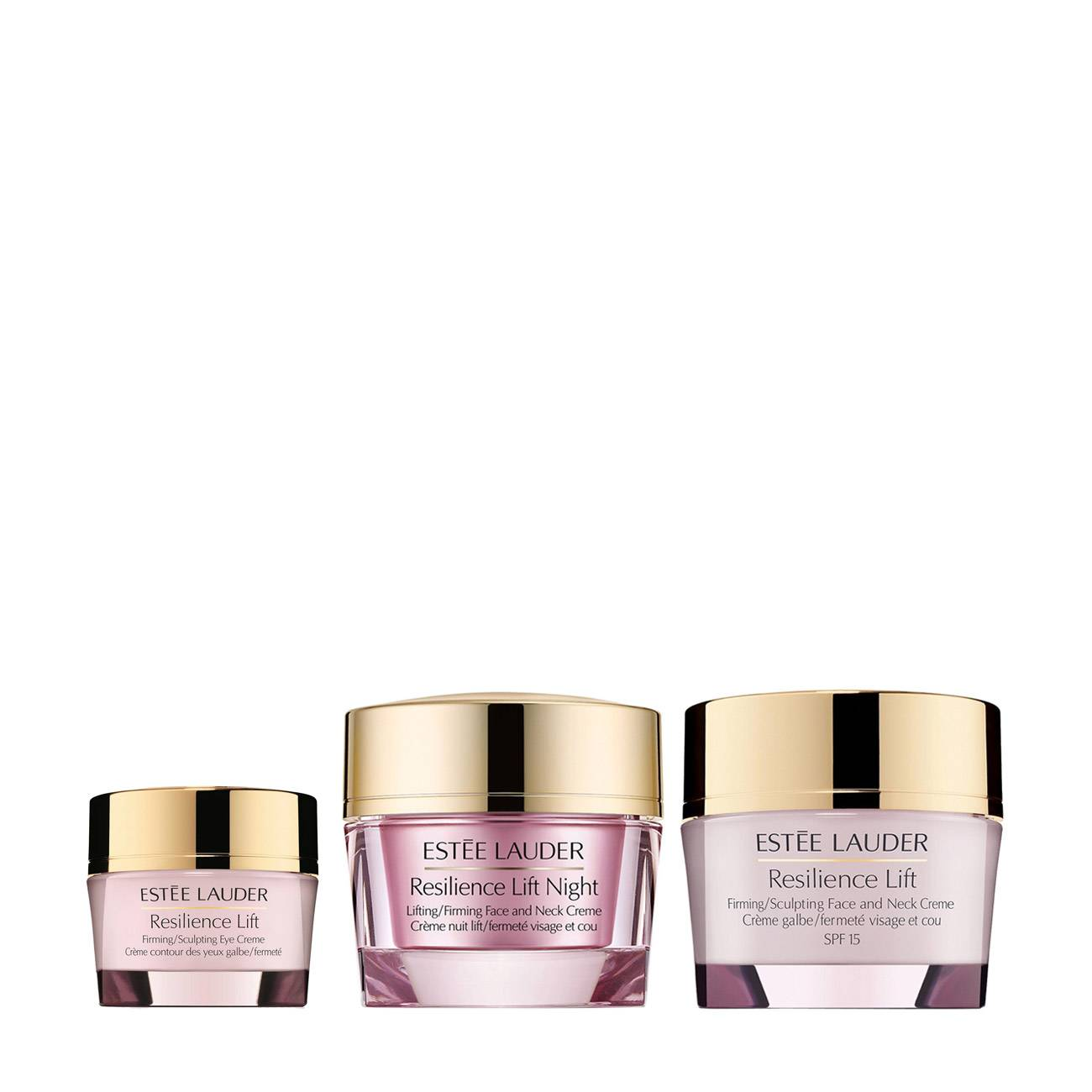 Resilience Lift 3 - To - Travel Skincare Set 115 Ml