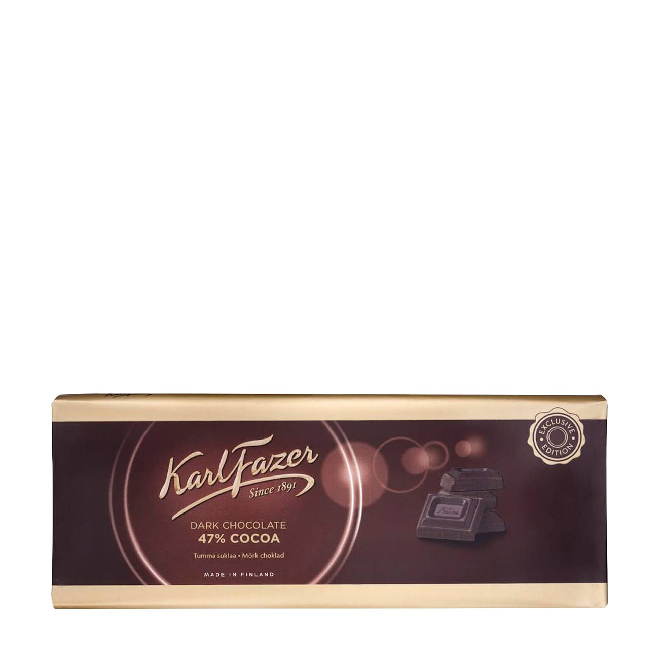 DARK CHOCOLATE 250gr