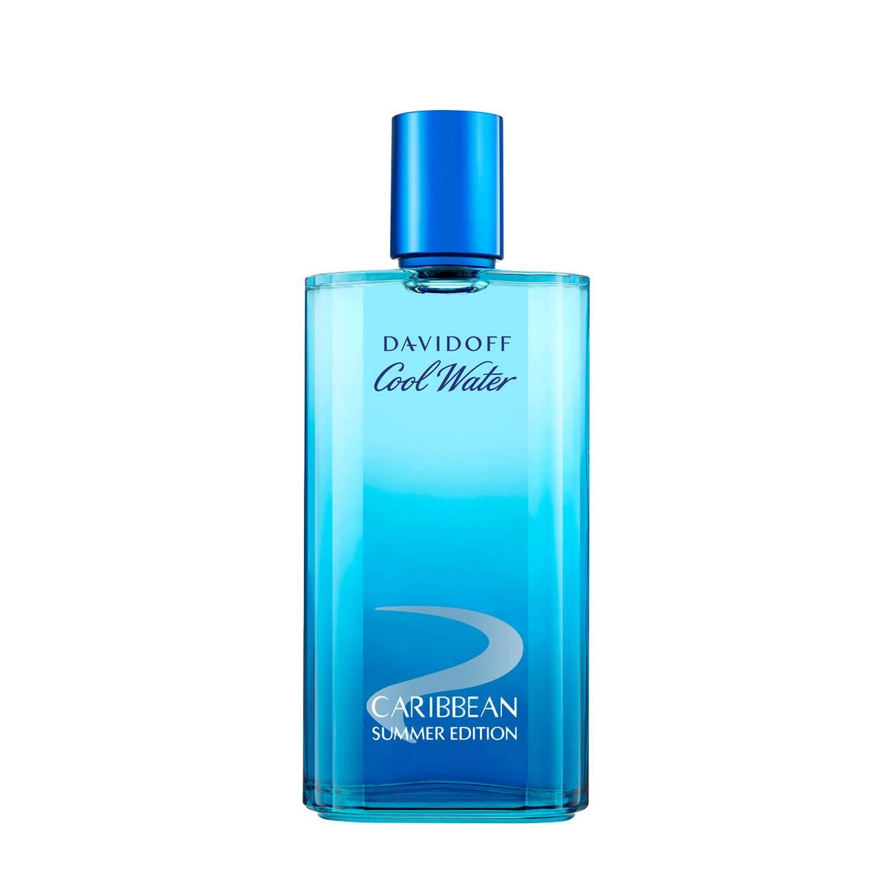 Cool Water Summer Caribbean Man 125ml Davidoff imagine 2021 bestvalue.eu