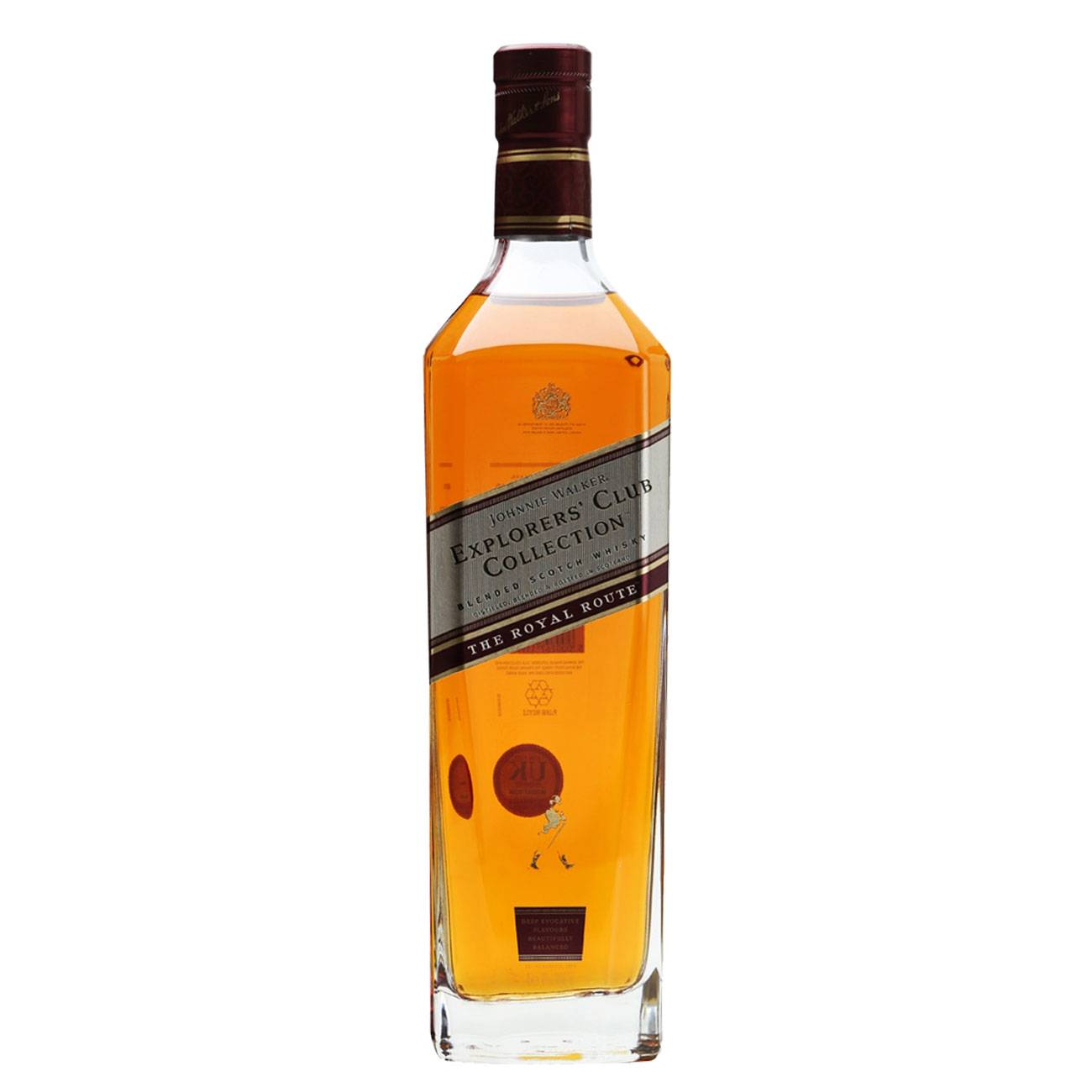 Whisky scotian, EXPLORERS CLUB COLLECTION THE ROYAL ROUTE 1000 ML, Johnnie Walker