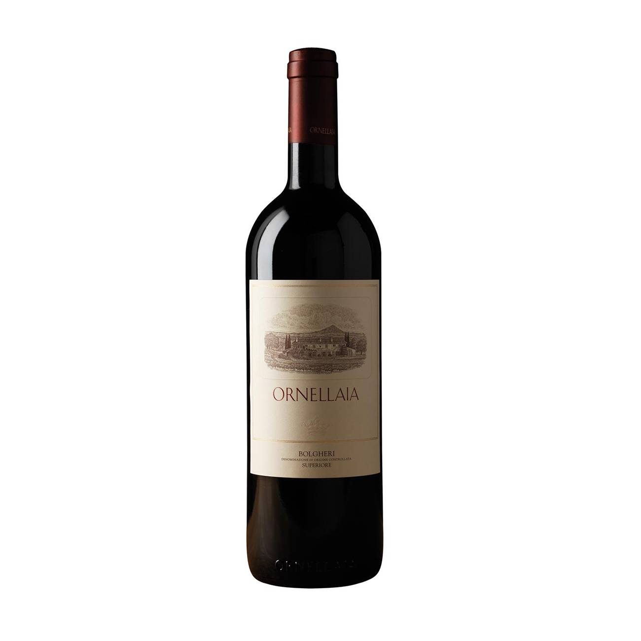 BOLGHERI SUPERIORE 750ml