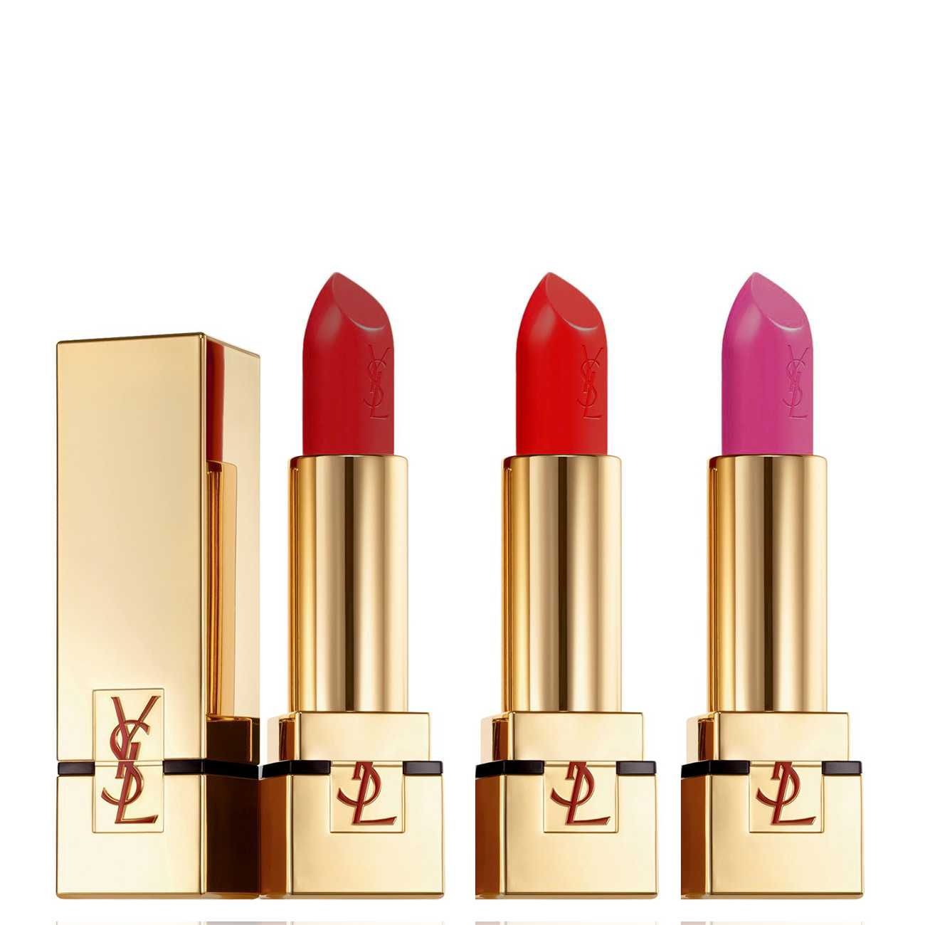 LIPSTICK SETS TRIO ROUGE PUR COUTURE 10 G
