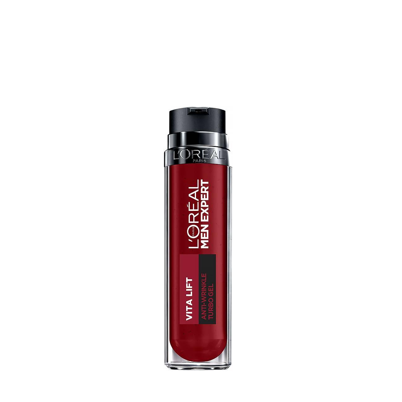 Men Expert Vitalift Fast Action Anti-Wrinkle Gel 50ml L'Oreal imagine 2021 bestvalue.eu