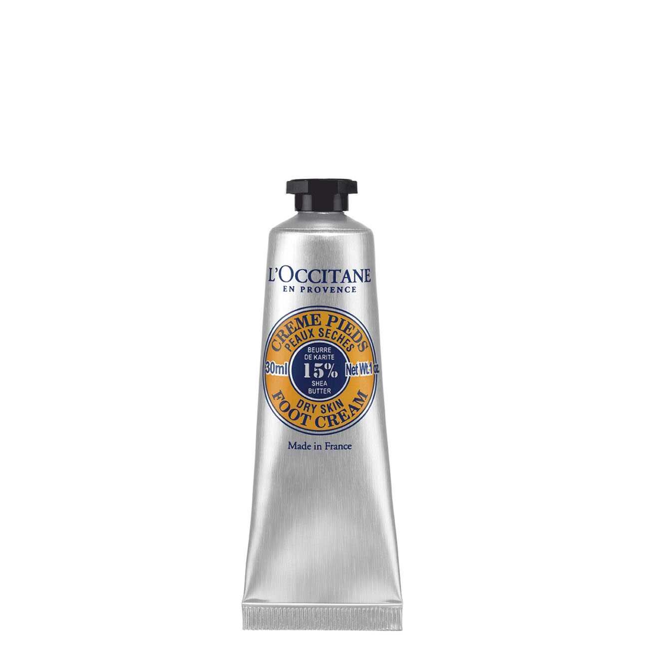 Shea Butter Foot Cream 30 Ml L`Occitane en Provence imagine 2021 bestvalue.eu