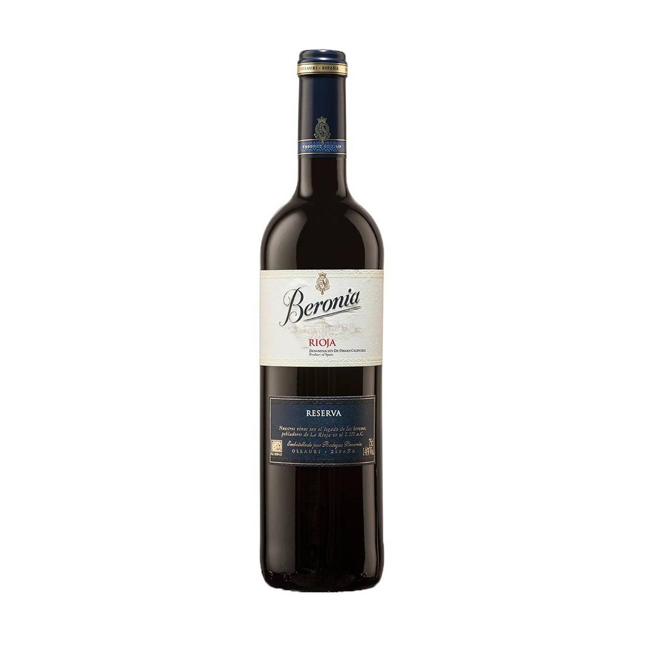 Rioja 750ml de la Beronia