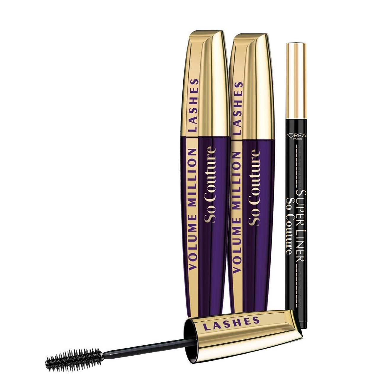VOLUME MILLION LASHES MASCARA SET 14 ML imagine produs