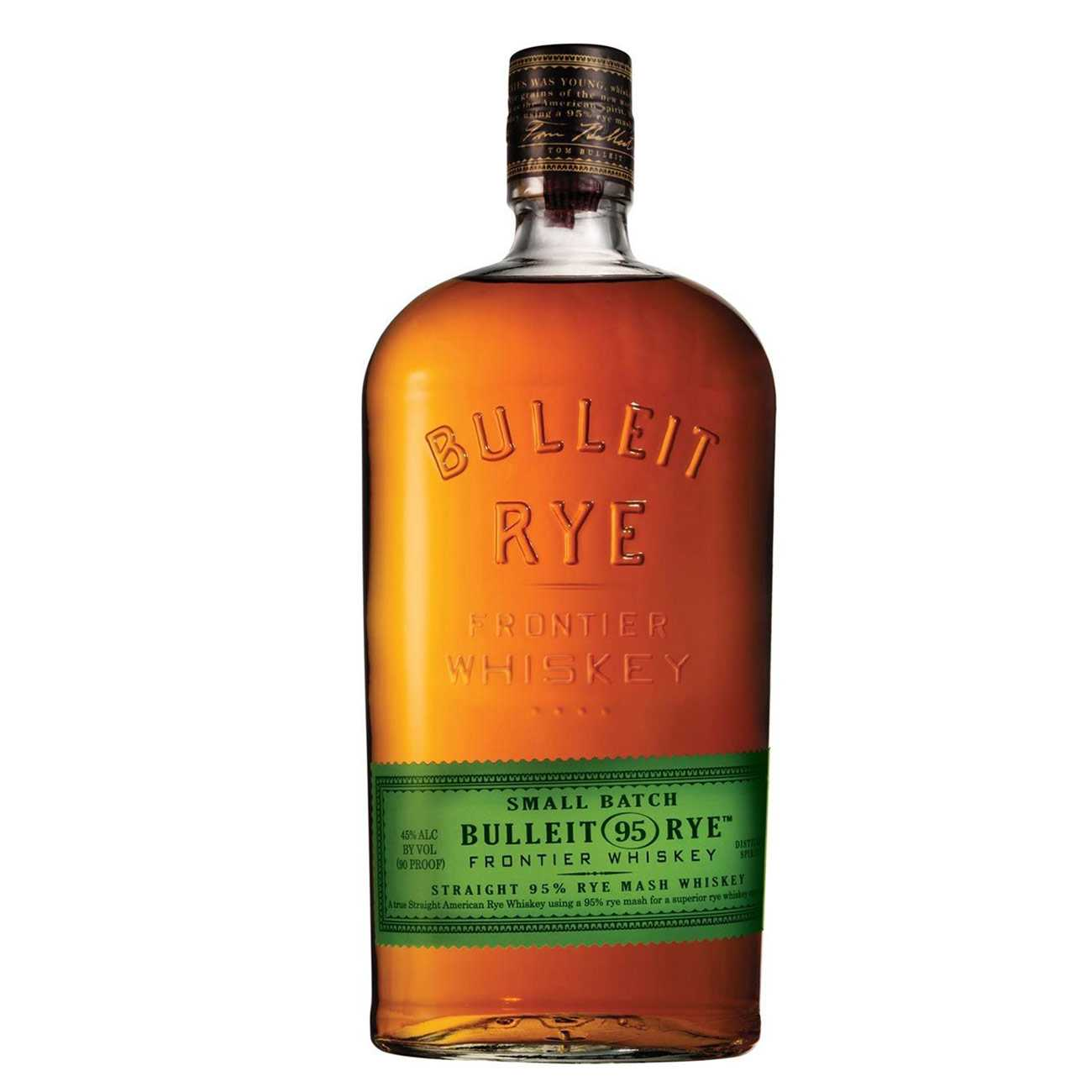 Whiskey american, RYE 1000 ML, Bulleit