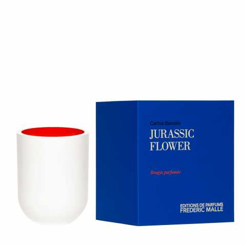 JURASSIC FLOWER CANDLE 220 GR