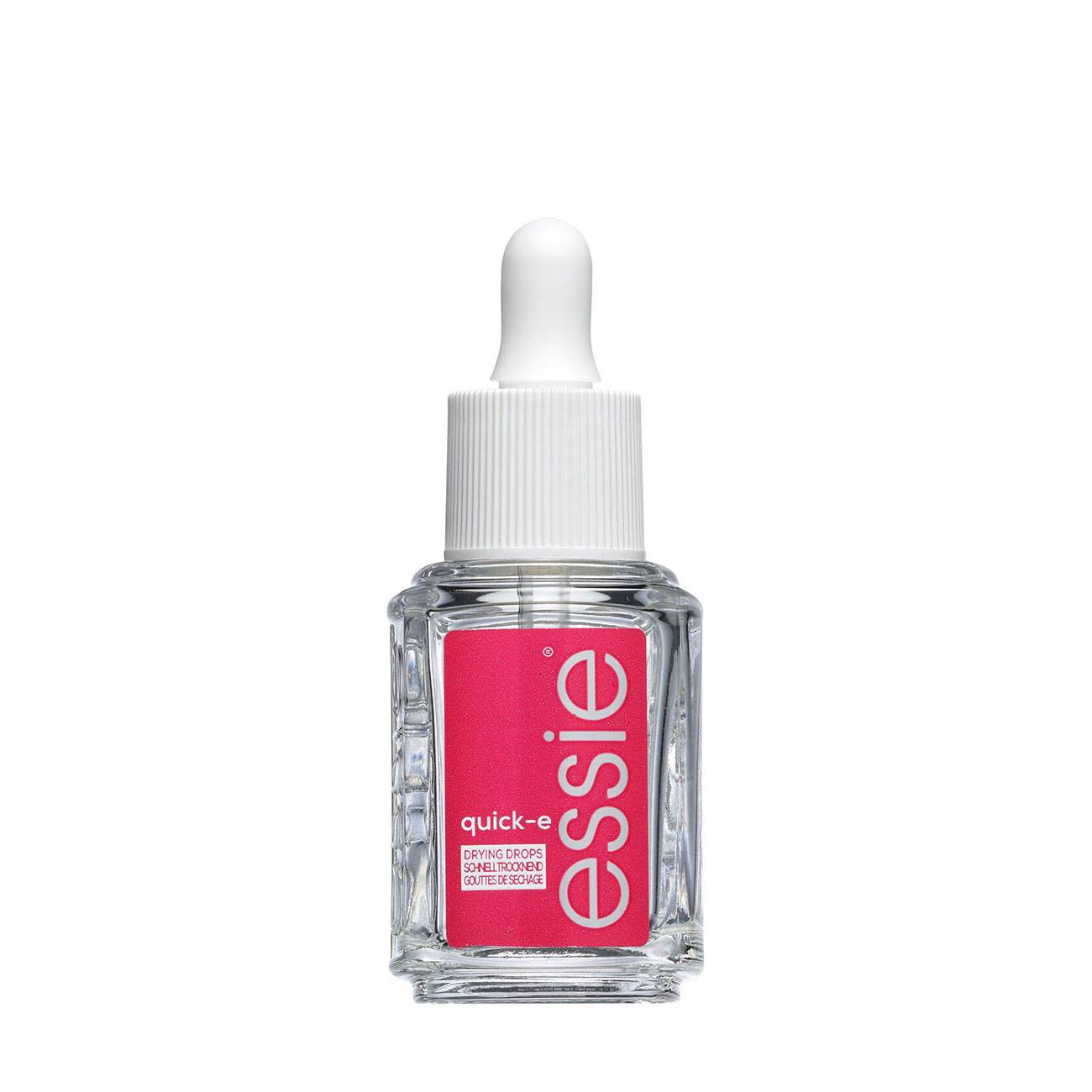 Top Coat Quick E Drying Drops 14ml Essie imagine 2021 bestvalue.eu