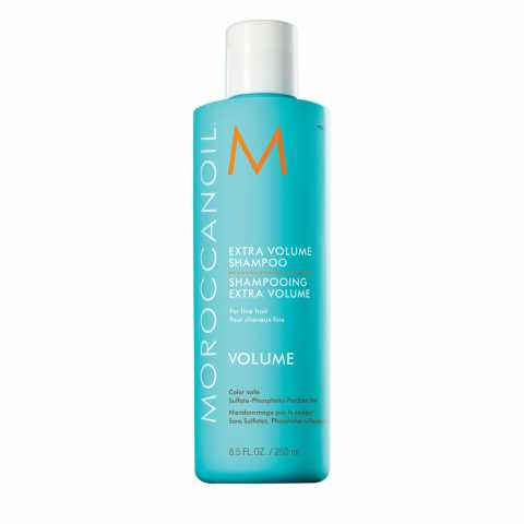 Moroccanoil HAIR EXTRA VOLUME SHAMPOO Ingrijirea parului 250 Ml
